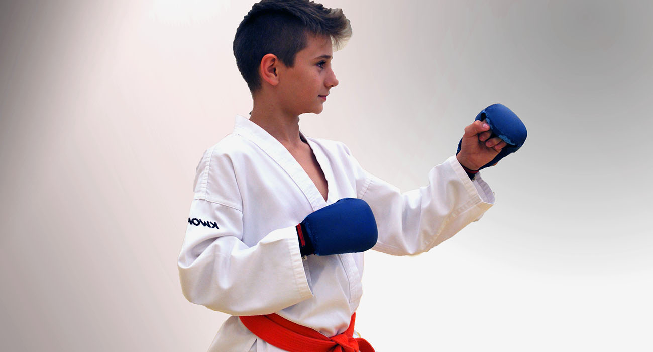 Dojo Winti Karate Kumite Kinder