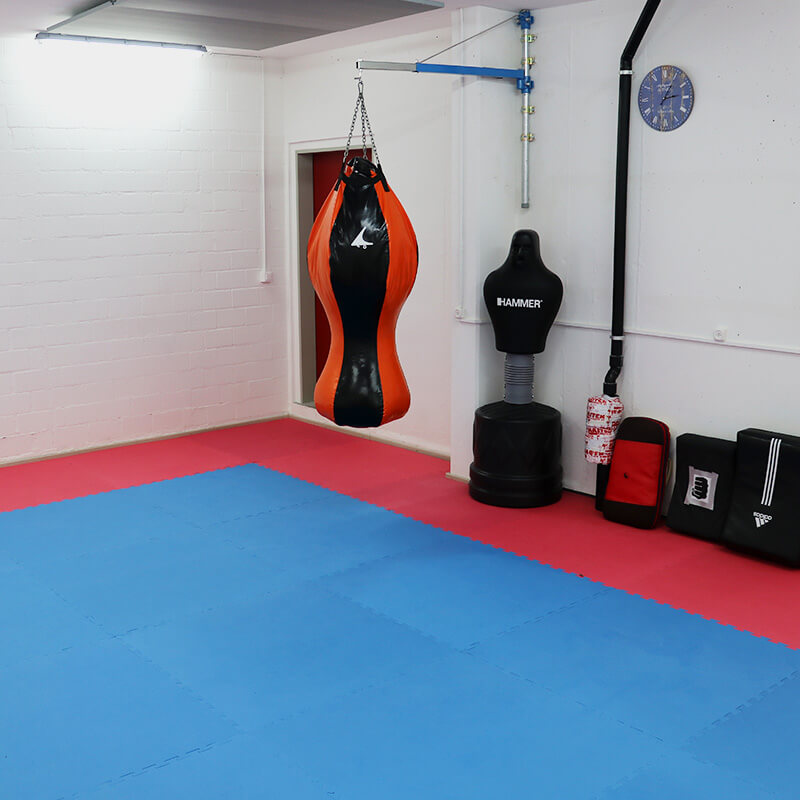 Dojo Winti Trainingsraum Karate Krav Maga 2